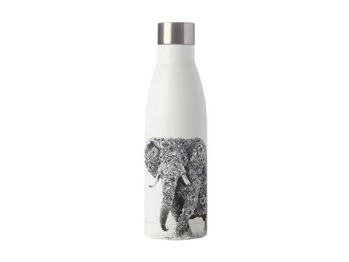Maxwell & Williams Marini Ferlazzo Double Wall Insulated Bottle 500ml Elephant - ZOES Kitchen