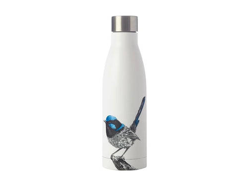 Maxwell & Williams Marini Ferlazzo Double Wall Insulated Bottle 500ml Wren - ZOES Kitchen