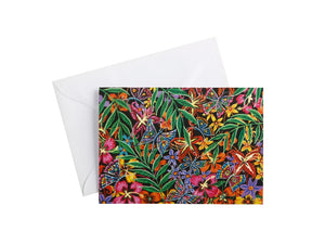MW GREG IRVINE GREETING CARD SUMATRA