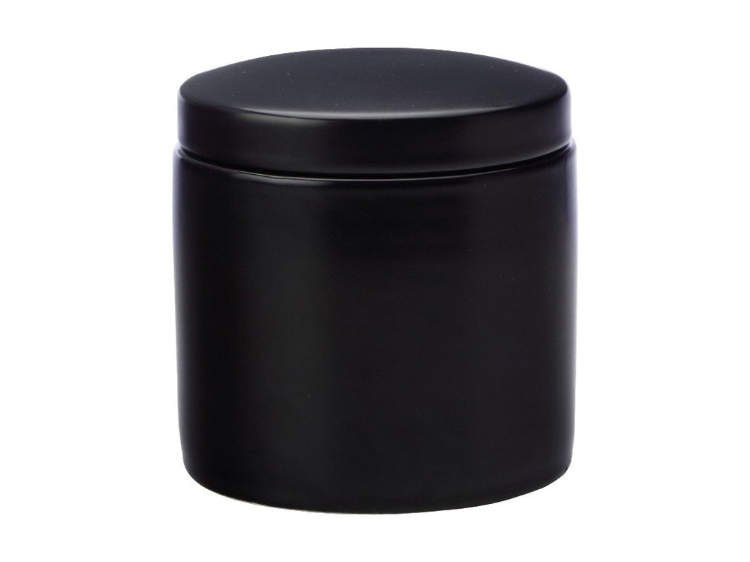 Maxwell & Williams Epicurious Canister 600ml Black Gift Boxed - ZoeKitchen