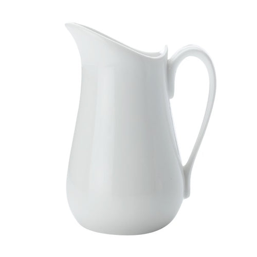 maxwell & williams white basics jug 1/2 litre - ZoeKitchen