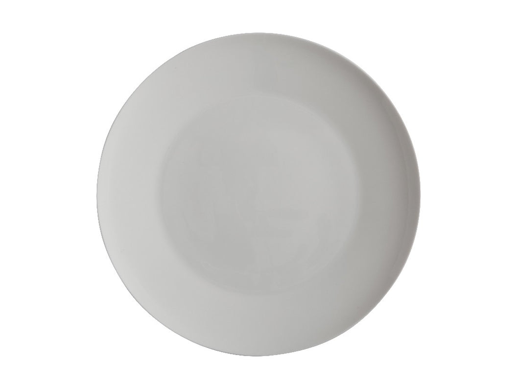 MAXWELL & WILLIAMS CASHMERE COUPE DINNER PLATE 27CM - ZoeKitchen