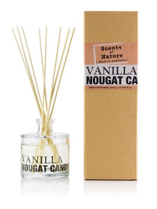 Tilley Scents Of Nature - Reed Diffuser 150ml - Vanilla Nougat Candy - ZOES Kitchen