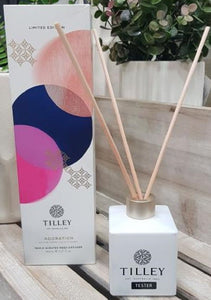 Tilley Adoration Reed Diffuser 150ml - Scilian Lemon, Violet & Candy