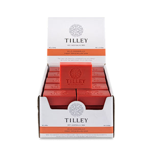 TILLEY CLASSIC WHITE - SOAP 100G - WILD GINGERLILY