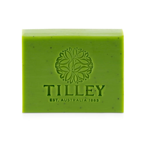 tilley classic white - soap 100g - coconut & lime - ZoeKitchen