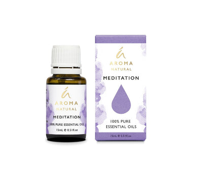 Tilley Aromatherapy Essential Oil Blend 15ml - Meditation - ZOES Kitchen