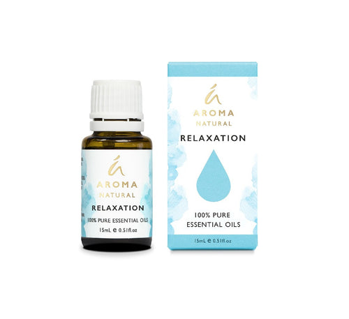 Tilley Aromatherapy Essential Oil Blend 15ml - Relaxation - ZoeKitchen
