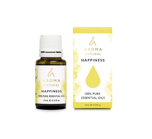 Tilley Aromatherapy Essential Oil Blend 15ml - Happiness - ZoeKitchen