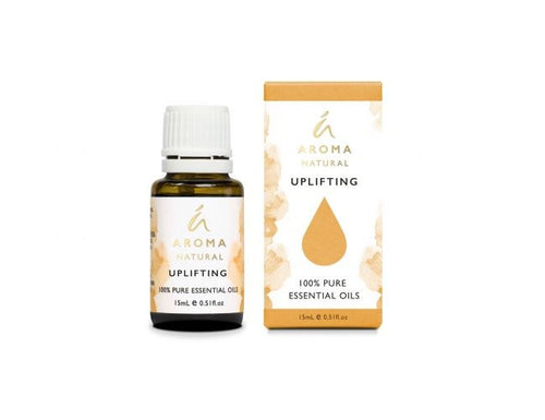 TILLEY AROMATHERAPY ESSENTIAL OIL BLEND 15ML - UPLIFTING - ZoeKitchen