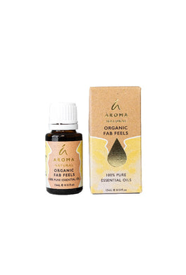 Tilley Aroma Natural - Organic Essential Oil - Fab Feels - ZOES Kitchen