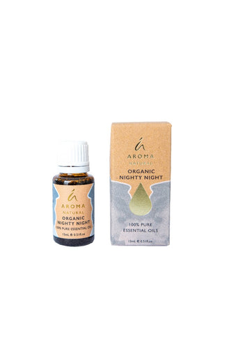 TILLEY AROMA NATURAL - ORGANIC ESSENTIAL OIL- NIGHTY NIGHT - ZoeKitchen