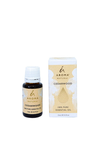 Tilley Aroma Natural - Essential Oil - Cedarwood - ZOES Kitchen