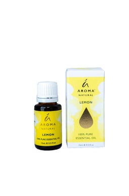 Tilley Aroma Natural - Essential Oil - Lemon - ZOES Kitchen