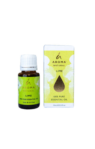 TILLEY AROMA NATURAL - ESSENTIAL OIL - LIME - ZoeKitchen