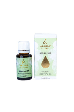Tilley Aroma Natural - Essential Oil - Bergamot - ZOES Kitchen