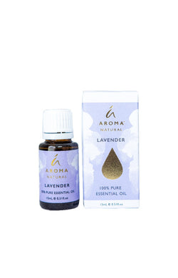 Tilley Aroma Natural - Essential Oil - Lavender - ZOES Kitchen