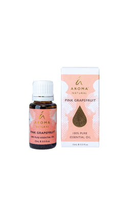 Tilley Aroma Natural - Essential Oil - Pink Grapefruit - ZOES Kitchen