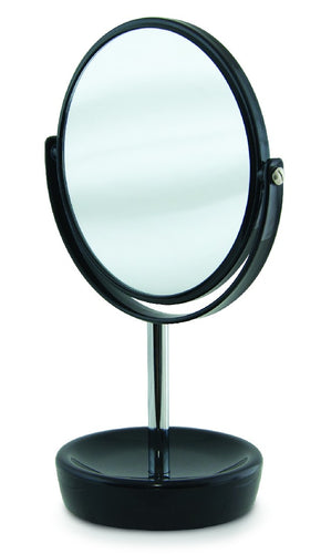 s&p suds double sided mirror black - ZoeKitchen