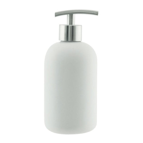 s&p suds ceramic soap dispenser 425ml white - ZoeKitchen