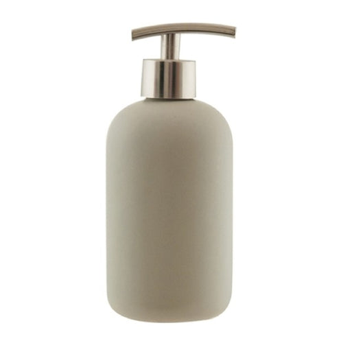 s&p suds ceramic soap dispenser 425ml latte - ZoeKitchen