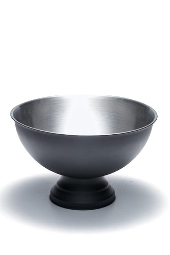 Salt&Pepper Bond Champagne Bowl Black - ZoeKitchen