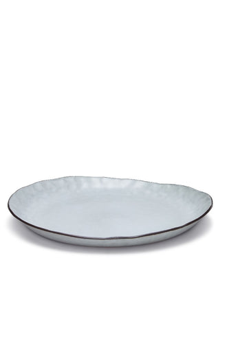 Salt&Pepper Nomad Dinner Plate 28cm Grey - ZOES Kitchen