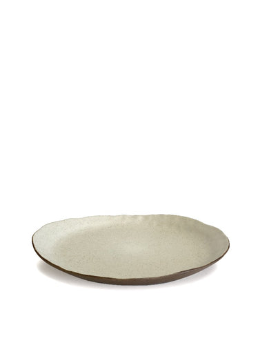 S&P NOMAD DINNER PLATE 28CM NATURAL - ZoeKitchen