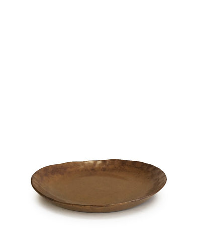S&P NOMAD SIDE PLATE 22CM RUST