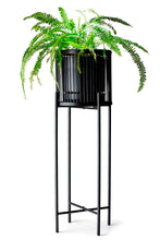 Load image into Gallery viewer, Salt&Pepper Rhythm Plant Stand Black 35x100cm - ZOES Kitchen
