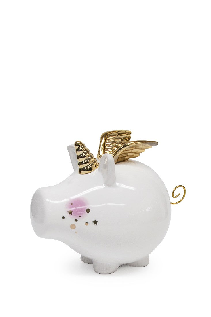 Salt&Pepper Oink Money Box - Unicorn - ZOES Kitchen