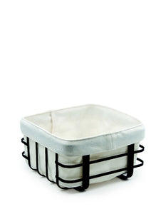 Salt&Pepper Ebony Basket With Bag - ZoeKitchen