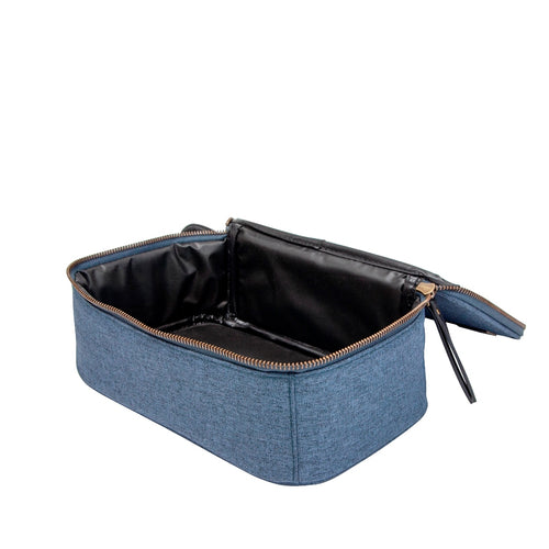 Salt&Pepper Smash & Pepper Lunch Box Insulated - Denim - ZOES Kitchen