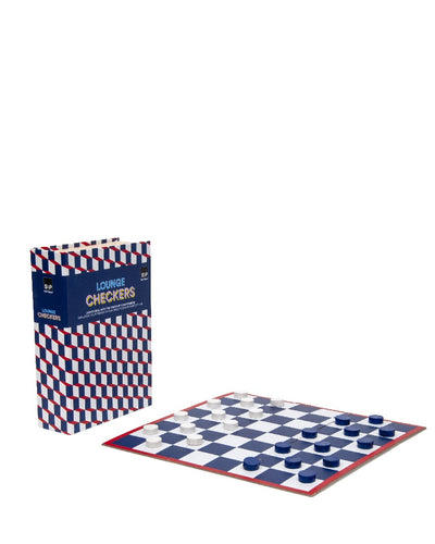 S&P PLAY LIBRARY CHECKERS