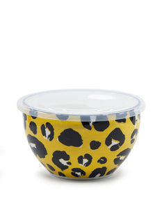 Salt&Pepper Lunch 2 Go Bowl With Lid Yellow - ZOES Kitchen