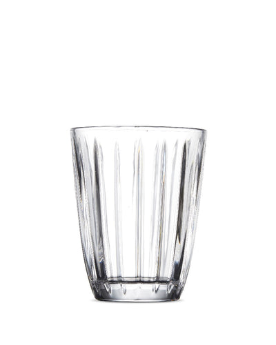 S&P CELINE TUMBLER 220ML S/4 CLEAR