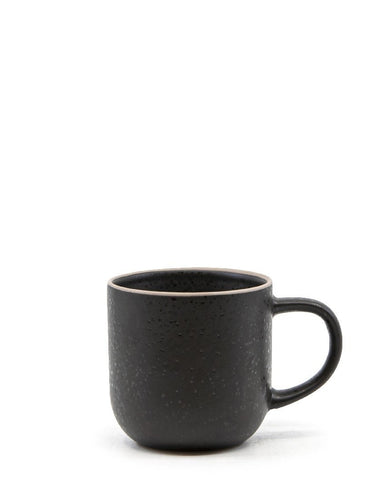s&p hana mugs 380ml s/4 black