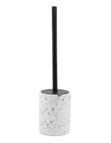 Salt&Pepper Suds Venice Toilet Brush White - ZoeKitchen
