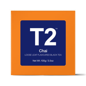 T2 Loose Tea - Chai 100g O/B - ZOES Kitchen