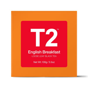 t2 loose tea - english breakfast 100g o/b - ZoeKitchen