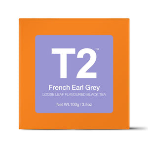 T2 Loose Tea - French Earl Grey 100g O/B - ZoeKitchen