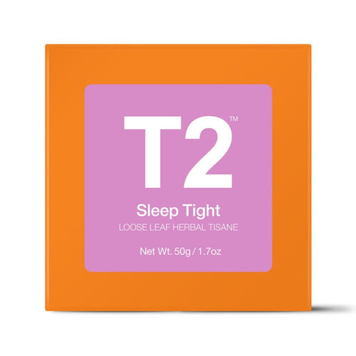 T2 Loose Tea - Sleep Tight 50g O/B - ZoeKitchen
