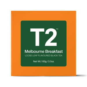 T2 Loose Tea - Melbourne Breakfast 100g O/B - ZoeKitchen