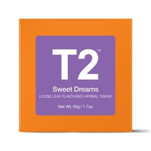 T2 Loose Tea - Sweet Dreams 50g O/B - ZoeKitchen