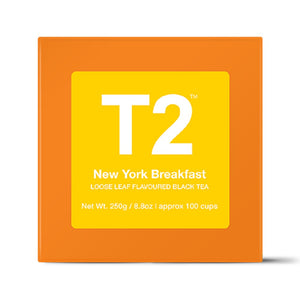 T2 Loose Tea - New York Breakfast 100g O/B - ZoeKitchen
