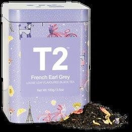 T2 LIMITED EDITION - FRENCH EARL GREY 100G TIN 2019 - ZoeKitchen