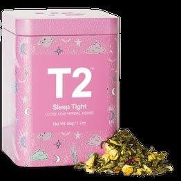 T2 LIMITED EDITION - SLEEP TIGHT 100G TIN 2019 - ZoeKitchen
