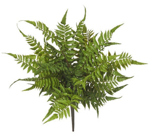 Rogue Boston Fern Green 28x28x51cm