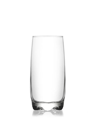 Classica Ava Highball Tumbler 390ml - Set 6 - ZOES Kitchen