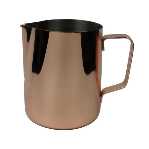 Classica Copper Milk Frothing Jug - 600ml - ZOES Kitchen
